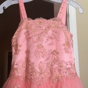 Pageant dress child size 8